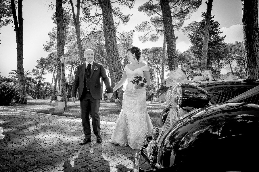 Matrimonio Amy-Vincenzo